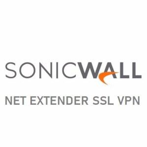 how to setup netextender vpn