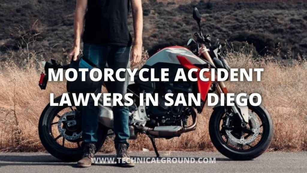 Best Motorcycle Accident Lawyers In San Diego