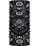 "Studio photo of the Original Buff® Design ""New Cashmere Black"". Source: buff.eu"
