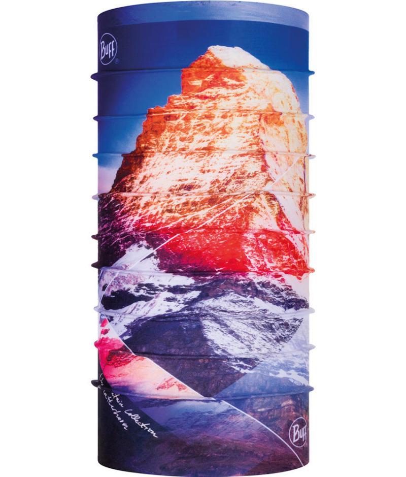 "Studio photo of the Original Buff® Design ""Matterhorn"". Source: buff.eu"