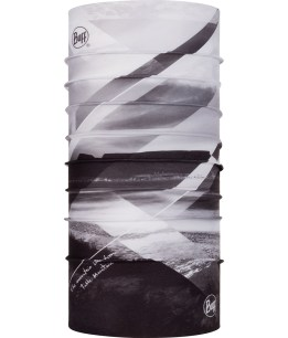 "Studio photo of the Coolnet UV Plus Buff® Design ""Table Mountain"". Source: buff.eu"
