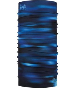 "Studio photo of the Original BUFF® Design ""Shading Blue"". Source: buff.eu"