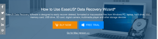 easeus overview image