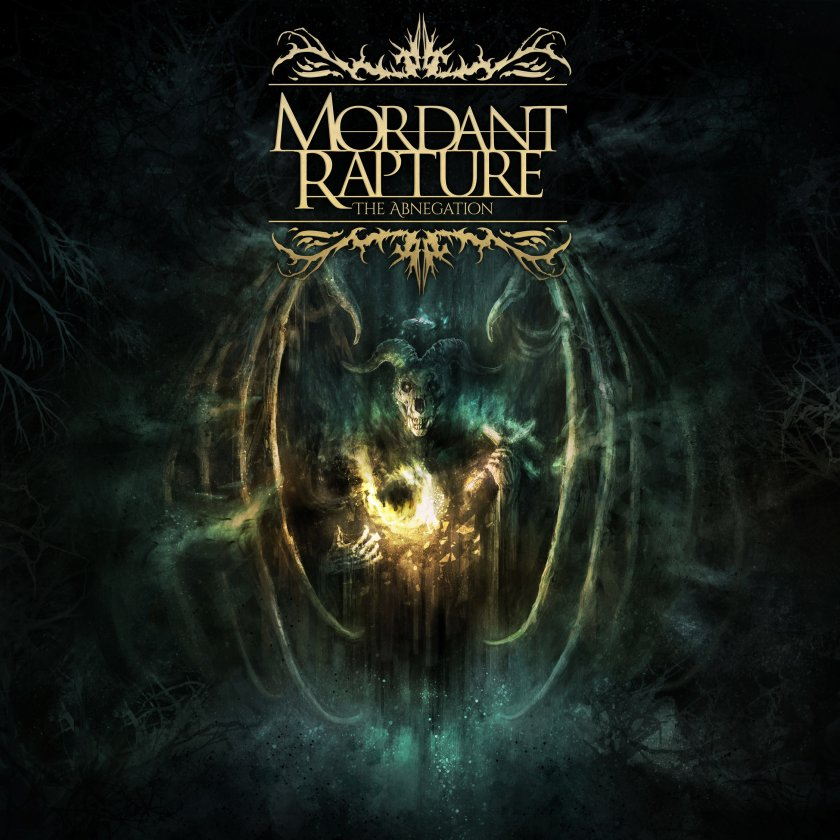 Mordant Rapture - The Abnegation cover art