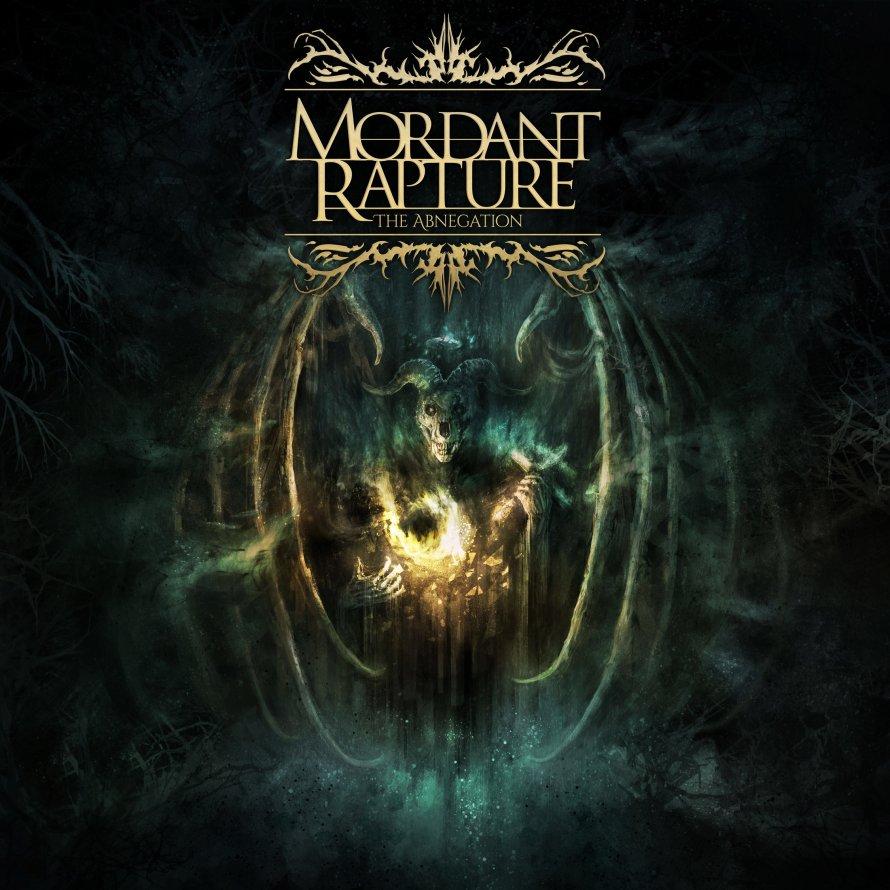 Mordant Rapture - The Abnegation cover art