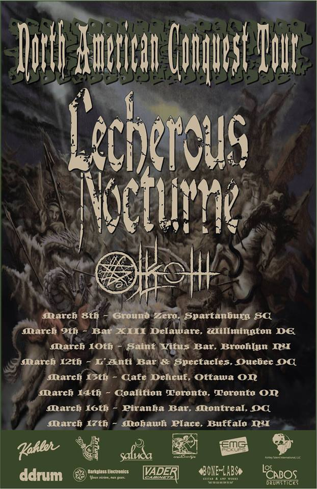 ICYMI; Lecherous Nocturne with Olkoth