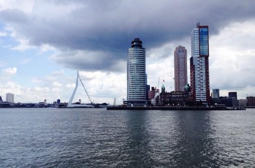 Rotterdam skyline 1