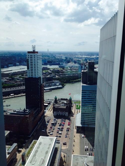 Rotterdam skyline 3