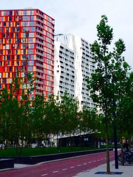 Rotterdam highline