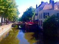 Den Haag canal