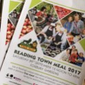 Reading Town Meal flyer