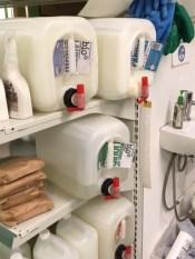 Refillable Washing Liquids