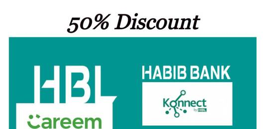 Careem And HBL