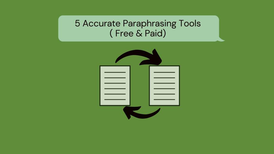 5-accurate-paraphrasing-tools