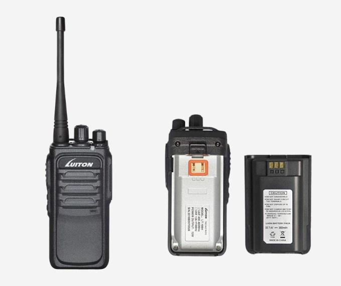 LUITON LT-199H UHF Walkie Talkies