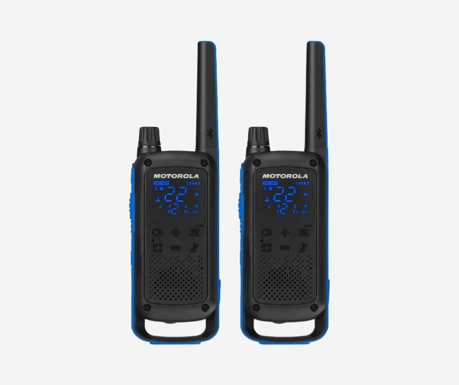 Motorola Talk about T800