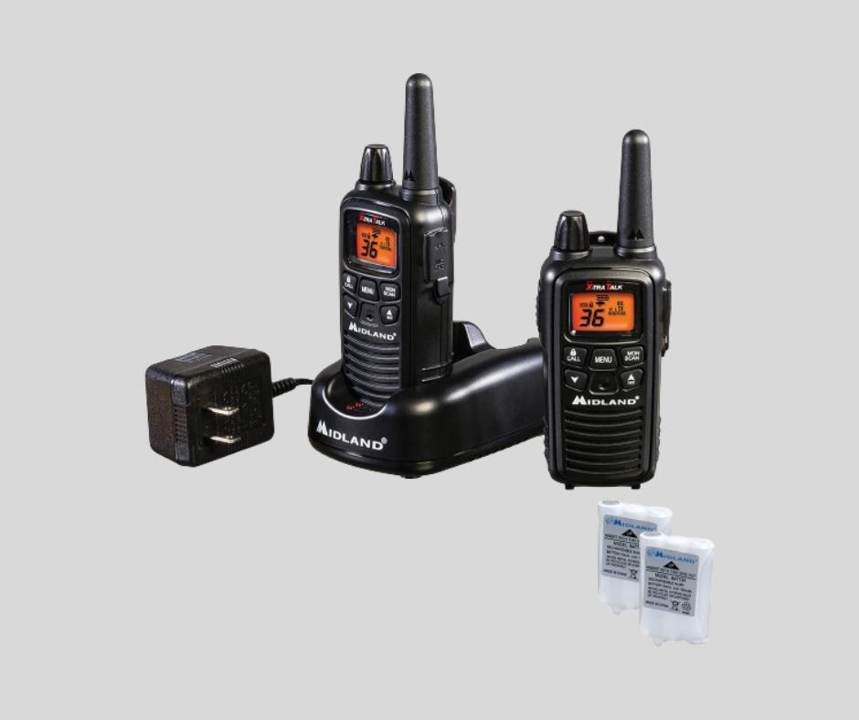 best cheap walkie talkie