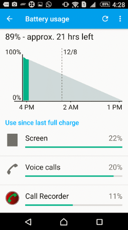 How to make your android battery last longer
