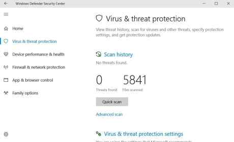 Is Windows Defender good enough for your Windows 10