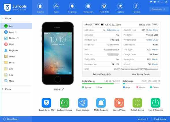 Backup and Sync an iPhone Without iTunes