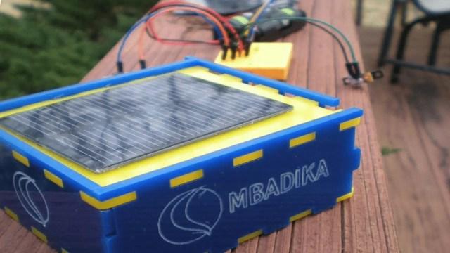 How to make a DIY Solar Power Bank