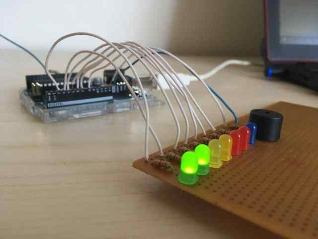 Build Real Ghost Detector Arduino EMF (ELECTROMAGNETIC FIELD) DETECTOR