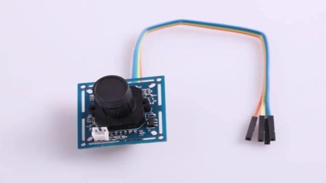 DIY Camera using VC0706 Camera module with Arduino UNO