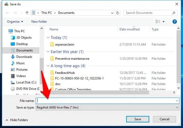 Stop programs leaving junk in your Registry