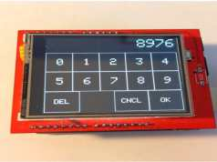 Build DIY touch Screen Calculator using Arduino and TFT LCD