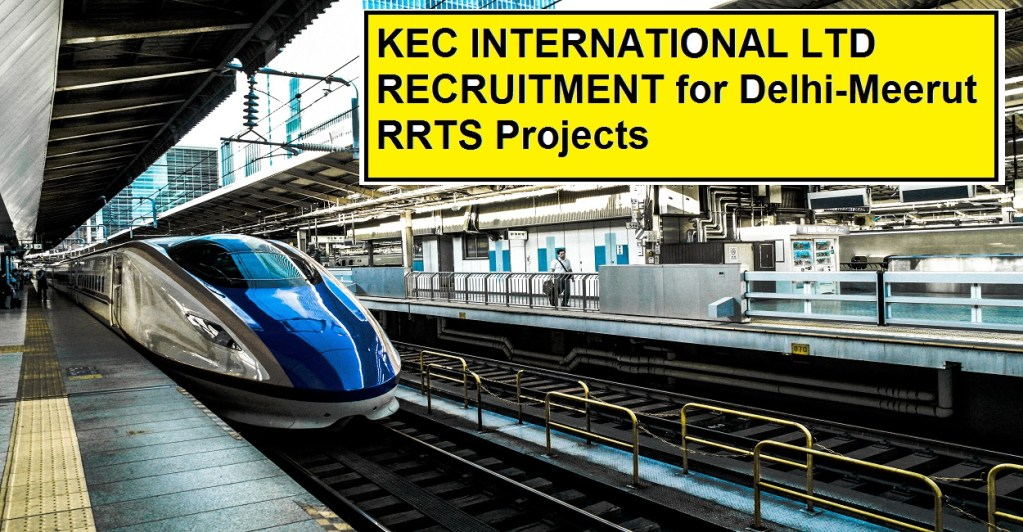 KEC RRTS RECRUITMENT