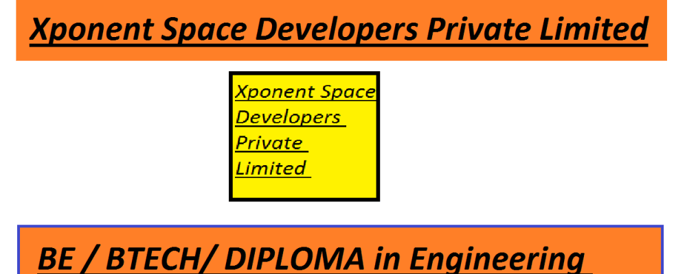 Xponent Space Developers Private Limited