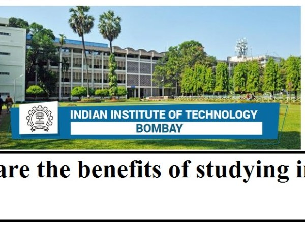 What are the benefits of studying in IITs?