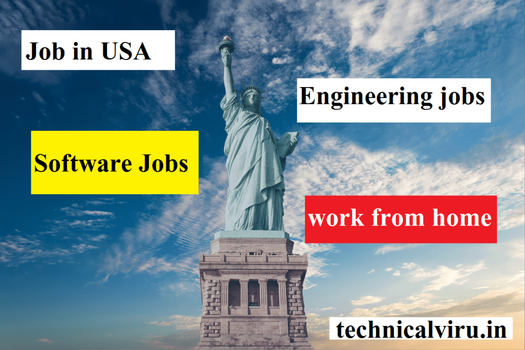 job in usa