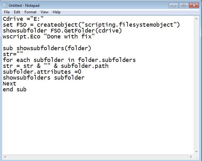 Shortcut virus remover tools