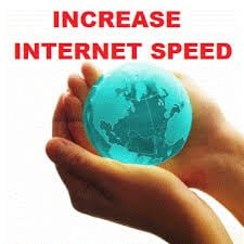increase internet speed