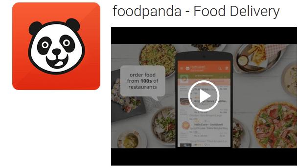 Best Food Ordering Apps In Pune