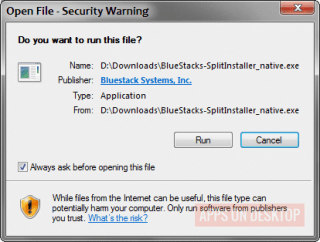 How to install bluestacks on windows 7