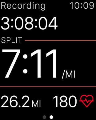 GPS Run and Ride Tracker iPad health apps