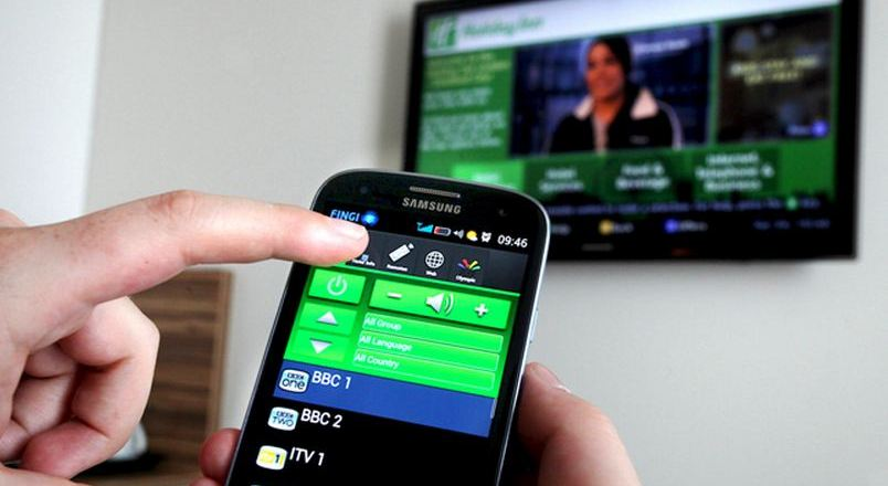 Best free IR universal remote control app for Android and iPhone