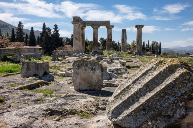 Things to Do In Corinth