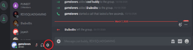 Discord audio keeps cutting out