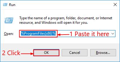 Missing file privileges Steam error