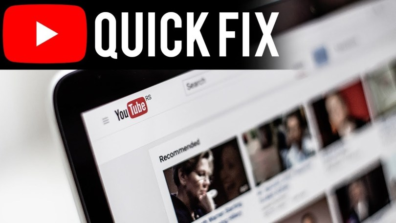 YouTube lagging issue
