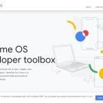 how to turn on chrome OS developer mode