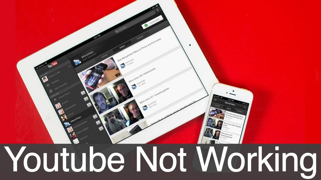 YouTube Not working? Here are 15 ways to fix it!