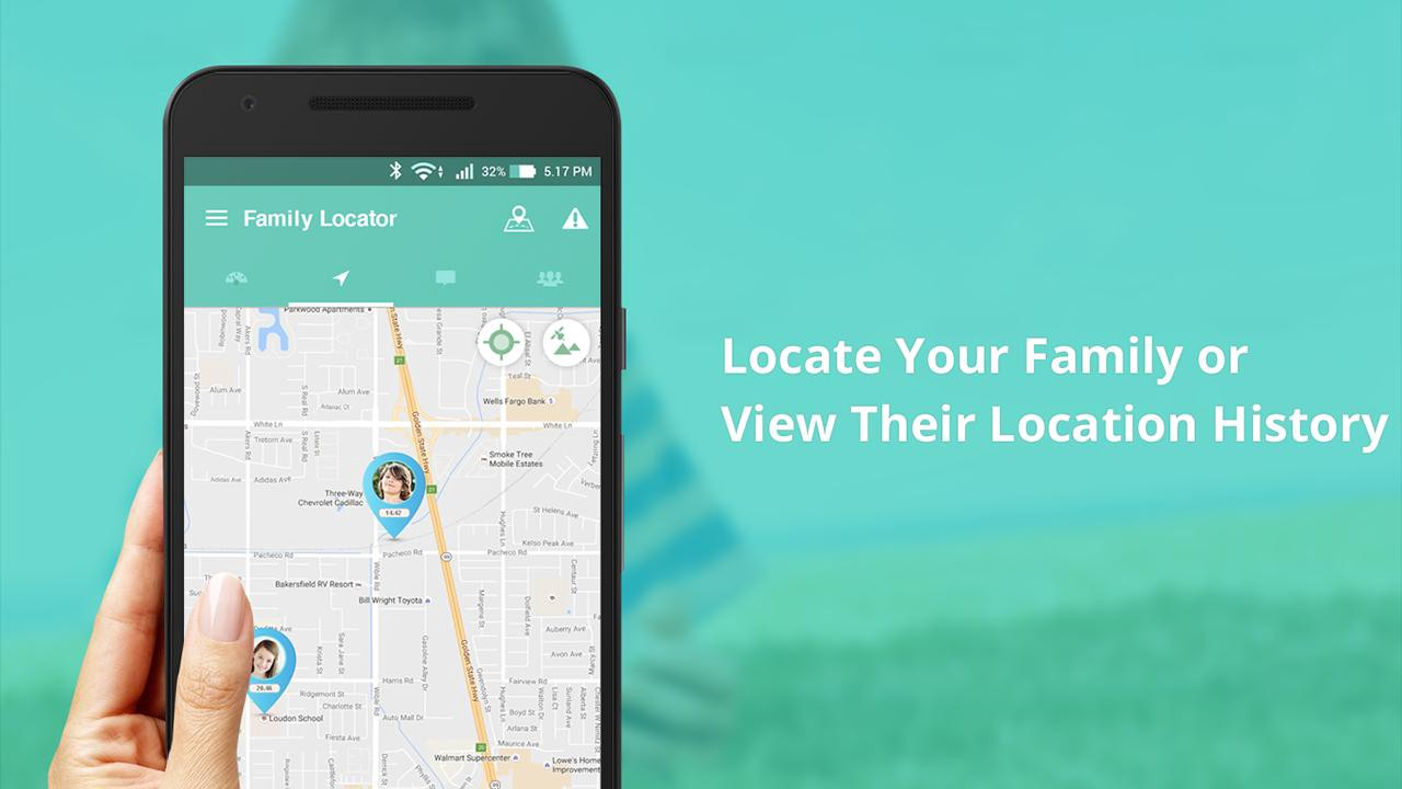 What is the best family tracking app for parents?