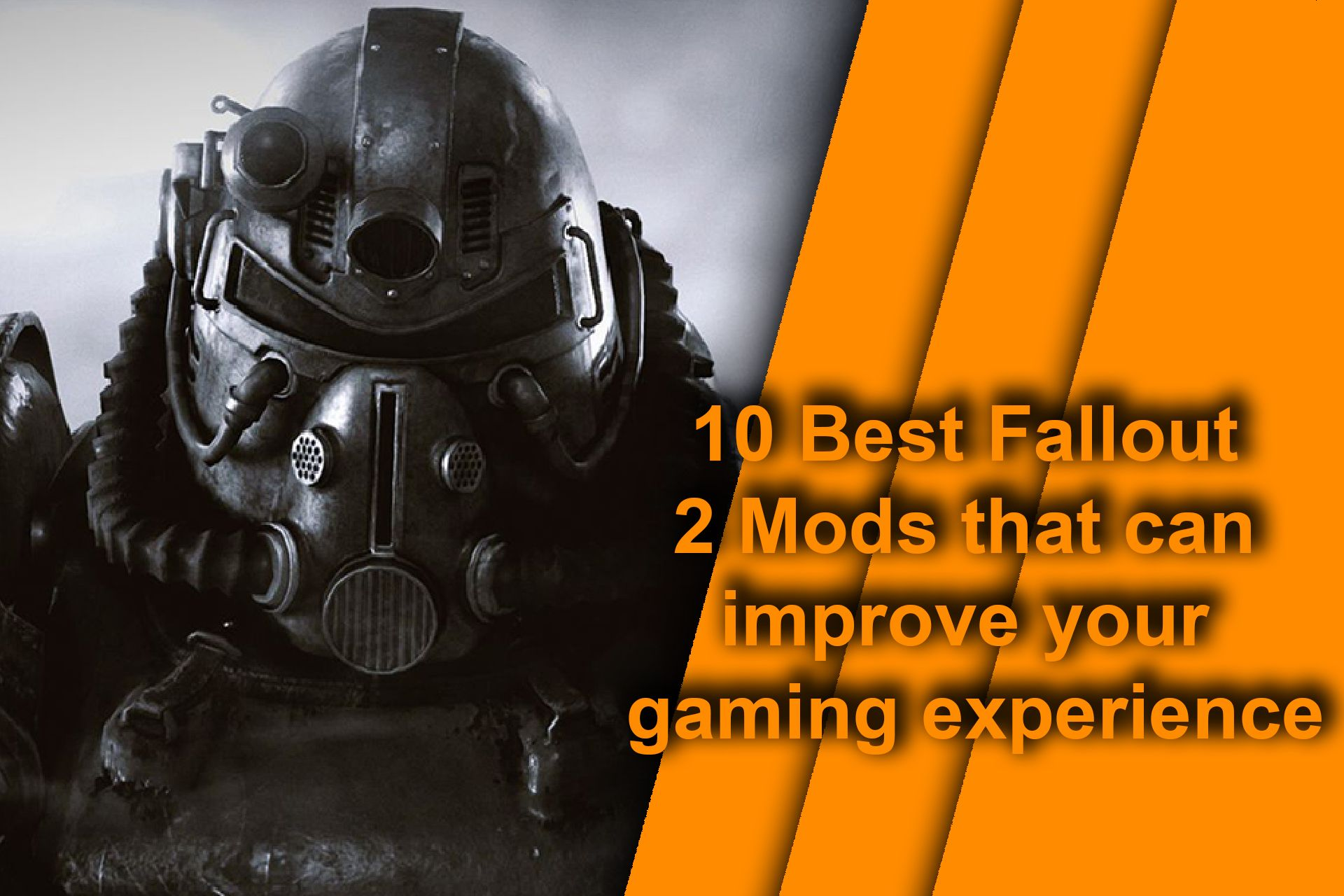 10 Best Fallout 2 Mods that can improve your gaming experience