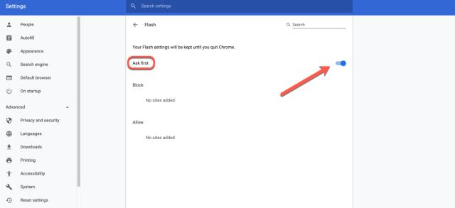 Adobe Flash Player for Google Chrome