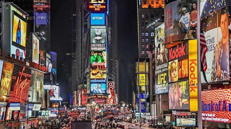 5 Major Reasons For New York City's Traffic Nightmares