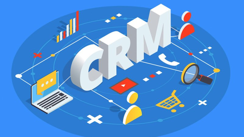Software is an important part of the CRM system